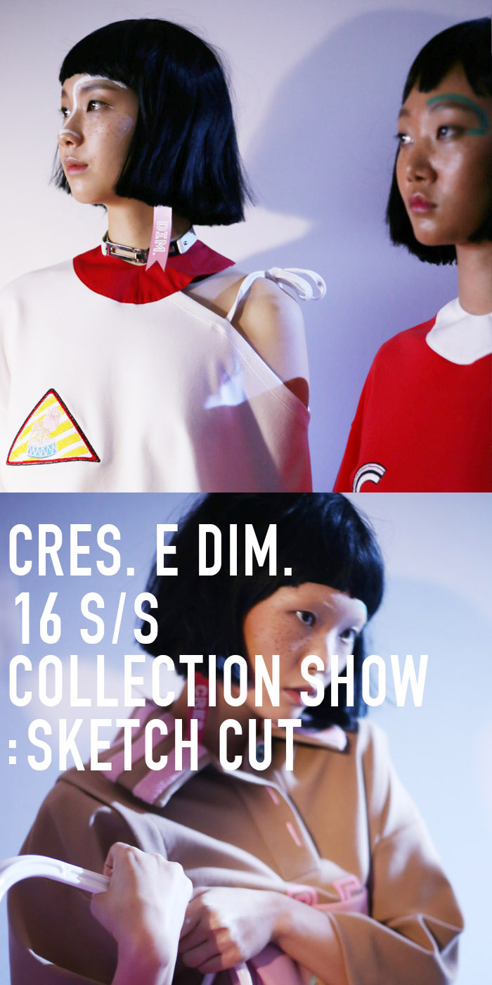 16 S/S COLLECTION SHOW BACKSTAGE CUT